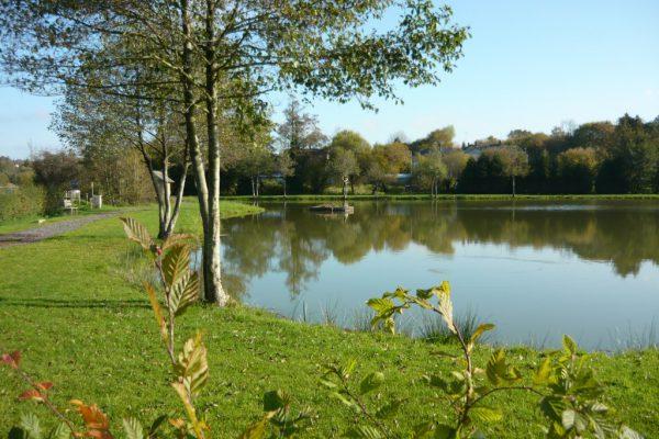L'étang de Marigny