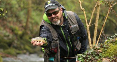 Reportage Halieutique n° 29 Pêche de la truite sur la Varenne (61)