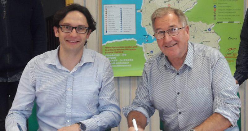 La FDAAPPMA 50 et RTE Normandie : la sécurité des Pêcheurs sous les lignes