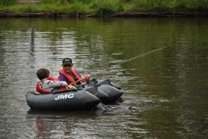 Atelier Pêche en Float-tube