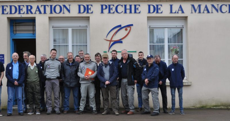 Journée de rencontre des Gardes Pêche Particuliers
