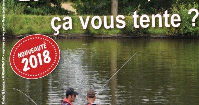 Samedi 23 juin 2018 : Atelier Pêche Nature : Pêche au lancer en float-tube