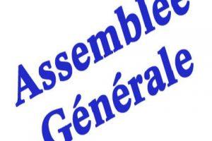 Assemblée Générale AAPPMA La Truite de la Scye