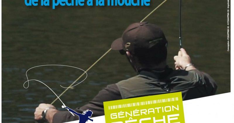 Animation d'initiation pêche à la mouche