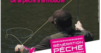 Animation d'initiation pêche à la mouche