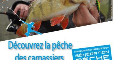 Découvrez la pêche des carnassiers !