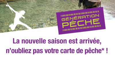 Maison de la Pêche et de la Nature / Journée découverte de la règlementation pêche en eau douce