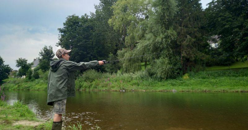 Animation pêche des carnassiers sur la Vire
