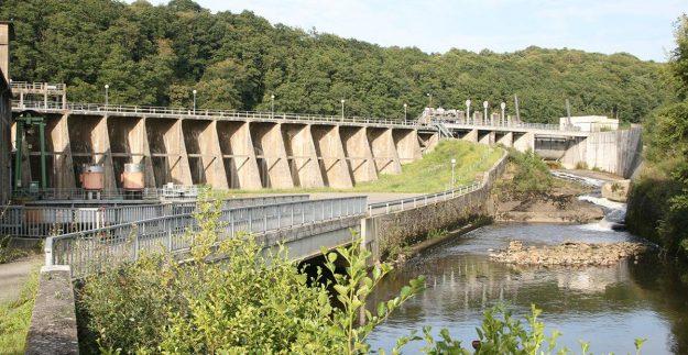 Communiqué de presse de la FNPF :  report des travaux de vidange du barrage de la Roche-qui-boit au printemps 2022